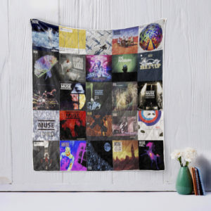 Muse (Band) Quilt Blanket