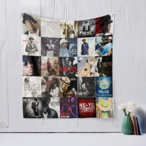 Ne-Yo Quilt Blanket