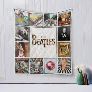 The Beatles Quilt Blanket Great Customized Blanket Gifts For Birthday Christmas Thanksgiving