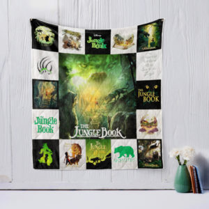 The Jungle Book (2016) Style 3 Quilt Blanket