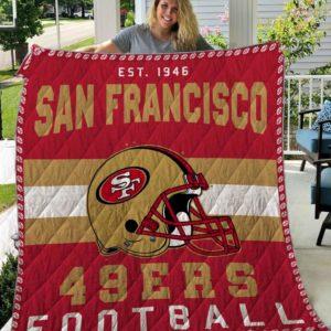 Bc – 49ers  Quilt Blanket 05
