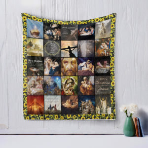 I Want A Christmas That Whispers Jesus Quilt Blanket Great Customized Gifts For Birthday Christmas Thanksgiving Perfect Gifts For Jesus Lover