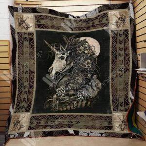 Bc – Unicorn 1 Quilt Blanket