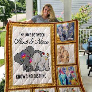 Aunt &Amp; Niece Quilt Blanket 01