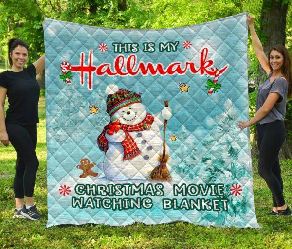 Bc – Christmas Quilt Blanket