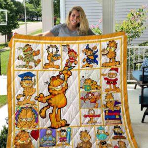Garfield Quilt Blanket