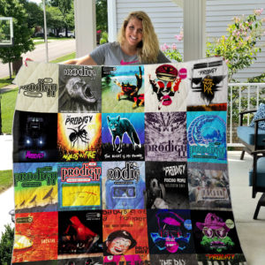 The Prodigy Quilt Blanket