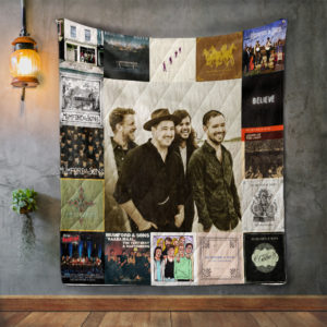 Mumford & Sons Style 2 Quilt Blanket
