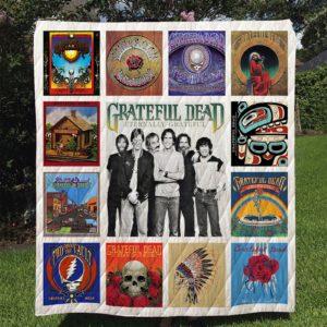 Grateful Dead Albums Quilt