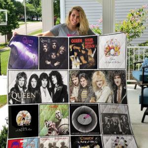 Queen 2 Quilt Blanket