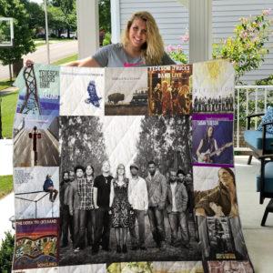 Tedeschi Trucks Band Quilt Blanket
