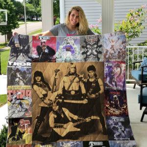 Thor Quilt Blanket