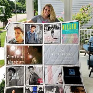 Alex Aiono Quilt Blanket