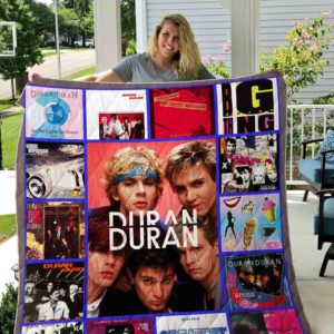 Duran Duran All Season Plus Size Quilt Blanket