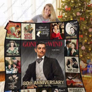 Gone With The Wind All Season Plus Size Quilt Blanket Ver 17