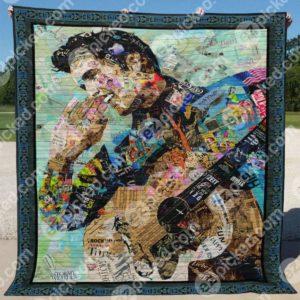 Elvis Presley All Season Plus Size Quilt Blanket