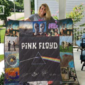 Pink Floyd 2 All Season Plus Size Quilt Blanket