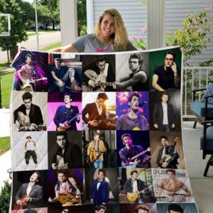 John Mayer Quilt Blanket 12
