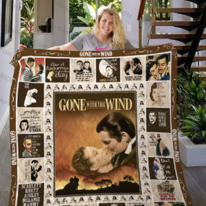 Gone With The Wind Quilt - New Arrive