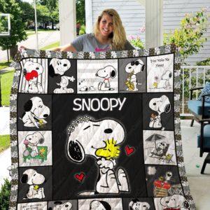 Peanuts 2d Quilt Blanket