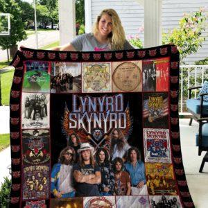 Lynyrd Skynyrd Quilt 02466