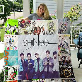 Shinee Quilt Blanket