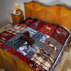 Horse Quilt Blanket Great Customized Blanket Gifts For Birthday Christmas Thanksgiving Anniversary