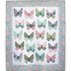 Colored Butterfly Patchwork Butterflies In Different Colors Quilt Blanket Great Customized Blanket Gifts For Birthday Christmas Thanksgiving
