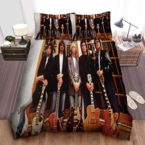 Travelling Wilburies Bed Sheets Spread Duvet Cover Bedding Set Ver 1