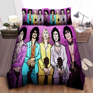 Travelling Wilburies Bed Sheets Spread Duvet Cover Bedding Set Ver 2