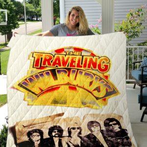 Travelling Wilburies Quilt Blanket Ver 5