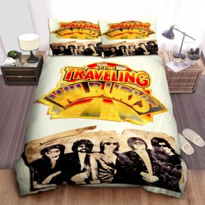 Travelling Wilburies Bed Sheets Spread Duvet Cover Bedding Set Ver 5