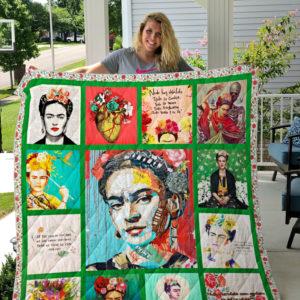 Frida Quilt Blanket