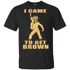 Ween – I came to get brown tee