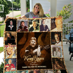 Kenny Rogers Thank You For The Memories
