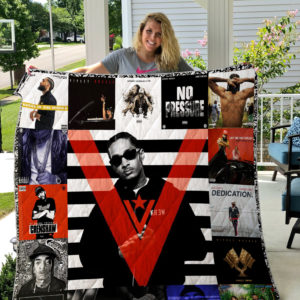 Nipsey Hussle Style 2 Quilt Blanket