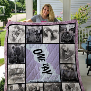 One Day (2011 film) Quilt Blanket