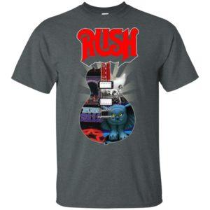 Rush 2112, Fly by Night Black T-shirt