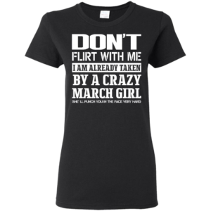 March T-Shirt