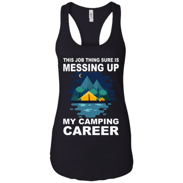 Camping Career T-Shirt