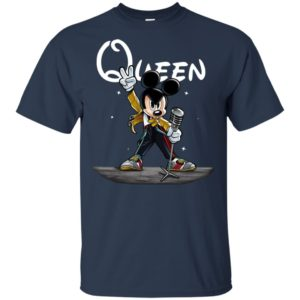 Mickey Mousse Queen T-shirt