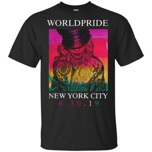Madonna WorldPride New York City T-shirt