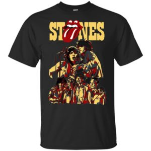 The Rolling Stones Art Vintage T-shirt