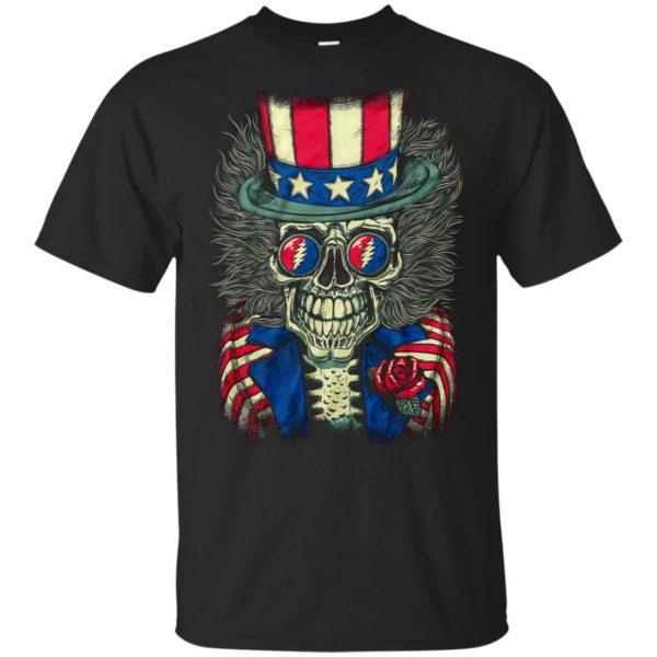 Uncle Sam Grateful Dead T-Shirt