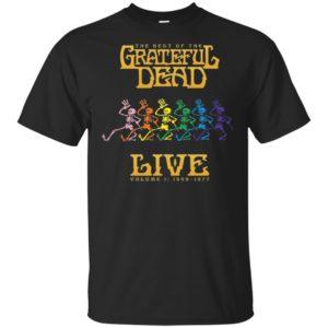 Grateful Dead Live T-shirt
