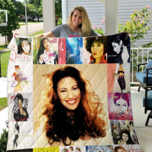 Selena Style Two Quilt Blanket