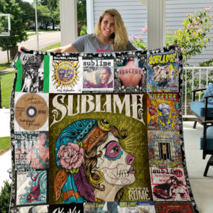 Sublime Style 2 Quilt Blanket