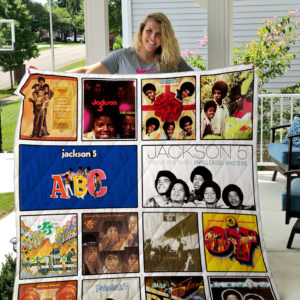 The Jackson 5 Quilt Blanket