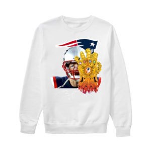 Tom Brady End Game's Stone Crewneck Sweatshirt