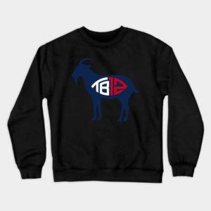 Tom Brady TB12 Goat Crewneck Sweatshirt